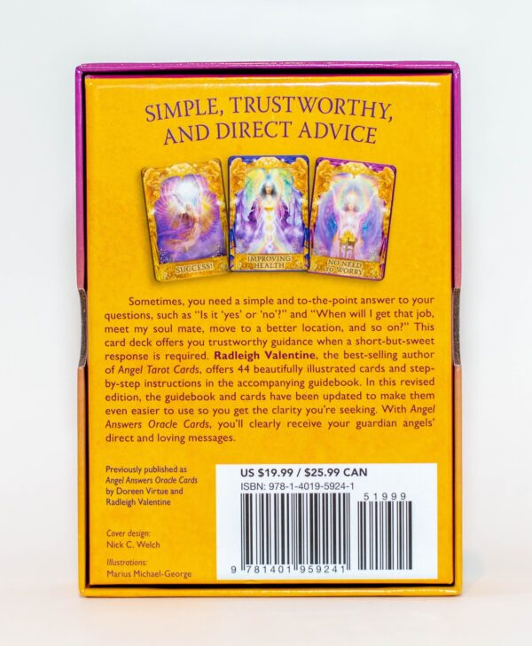 angel answers kort 1