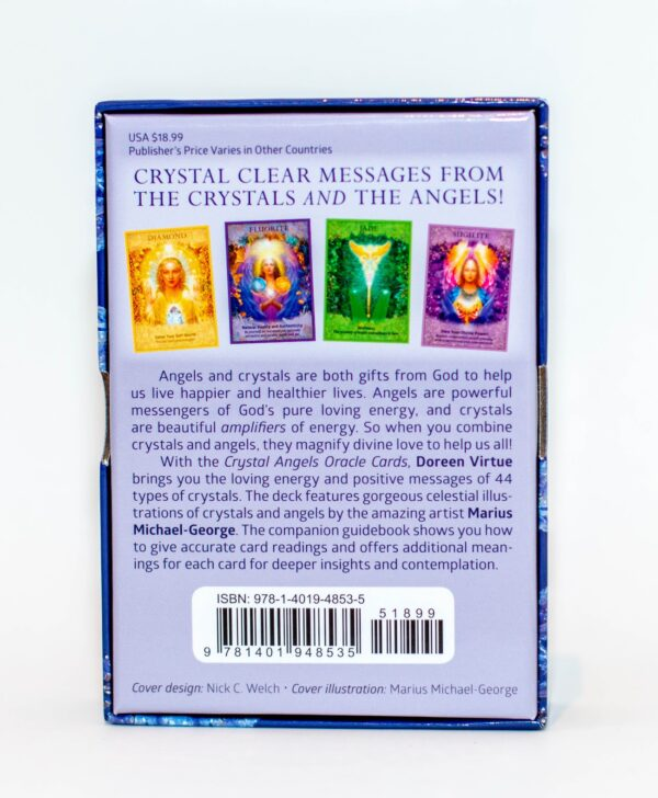 crytal angels kort 1