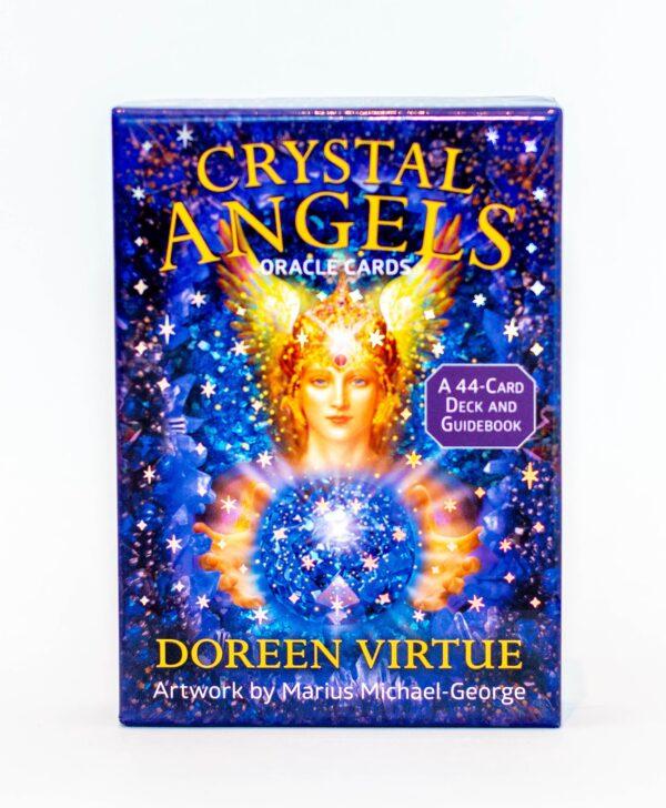 crytal angels kort