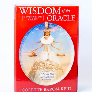 wisdom of the oracle card